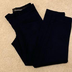 Navy Blue Banana Republic Sloan Pants Size 6 Ankle